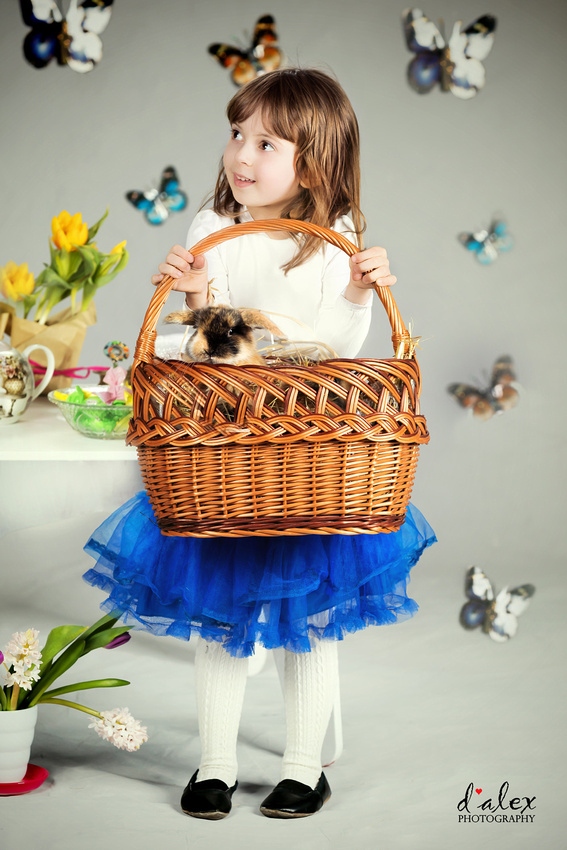 D'alex Photography Easter mini-sessions