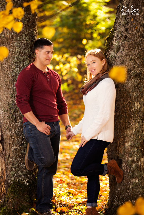 D'alex Photography couple photo-session Trakai